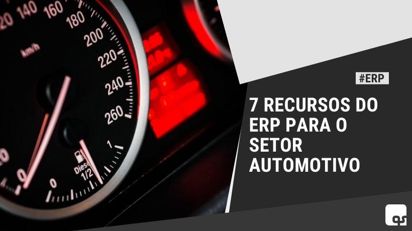 erp para indústria automotiva